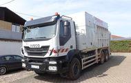 Saugbagger Iveco Trakker 500