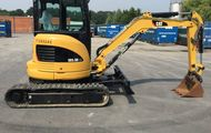 2011 Caterpillar 303.5D CR
