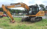 Case CX 160 C / Kettenbagger / BJ 2014/ 1031 STD !!!!