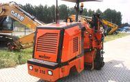 Weber SF 515 / 837h !!! /Asphalt-Fräse/+ Förderband / BJ: 1998 / 79 kW