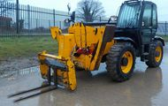 JCB 540-170 Turbo Powershift