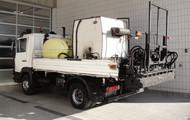 Weiro Aufsatz-Spritzmaschine für Bindemittel HK 1000 PH