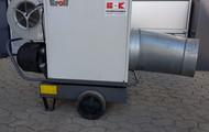 Kroll Mobiler Warmlufterzeuger M 50