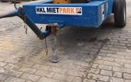 PBP PUMPENBAU AVD 250/200E/25 Vakuumpumpe / Trailer
