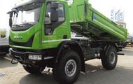 Eurocargo ML150 E28WS 4x4