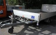 UK 350 UEL Tandem-Pkw-Anhänger