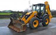 JCB 4 CX Sitemaster Turbo