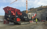 SANDVIK Backenbrecher QJ241