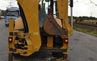 Radlader  CAT 428F2