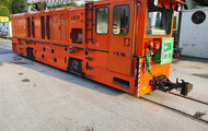 Schöma CFL-350 DCL Lokomotive