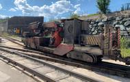 Mühlhäuser Kranwagen - Palfinger PK 60 000 aufgebaut auf Flachwagen