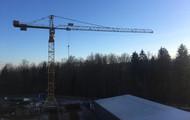 Liebherr Turmdrehkran 120 HC