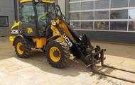 JCB 406 Radlader TOP 2013