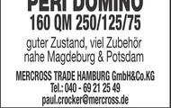 Peri Domino 160 QM 250/125/75