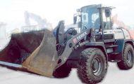 Gebrauchter TEREX Radlader TL 160